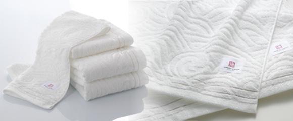 今治謹製 白織タオル premium
