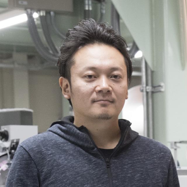 矢野紋織株式会社 専務 矢野秀和さん