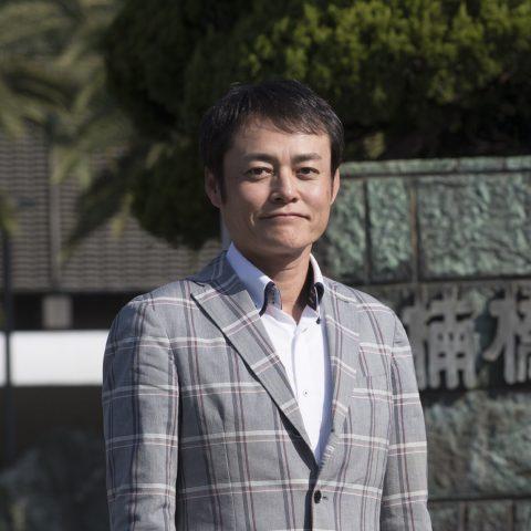 楠橋紋織株式会社 代表取締役社長 楠橋功