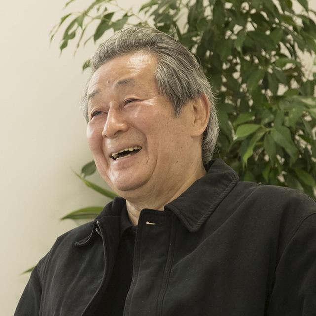 矢野紋織株式会社 代表取締役 矢野健二さん