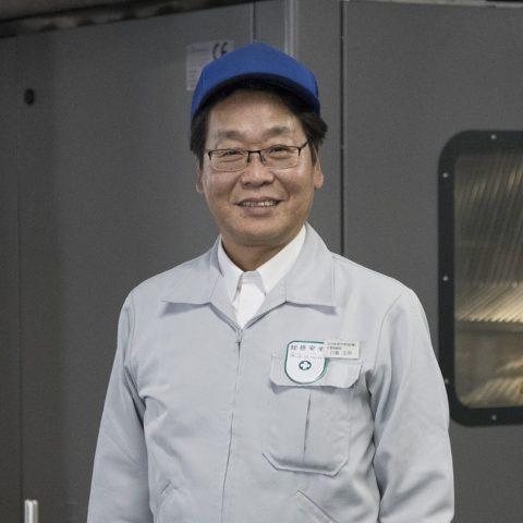 ツヅキボウ今治株式会社 代表取締役社長 山脇志郎