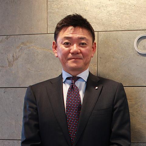 田中産業株式会社 代表取締役 田中良史