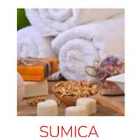毎日が素敵になるアイデアが見つかる『sumica』で「今治謹製 紋織タオル」をご紹介いただきました。
